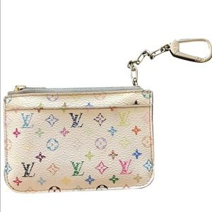 Louis Vuitton zip keyholder